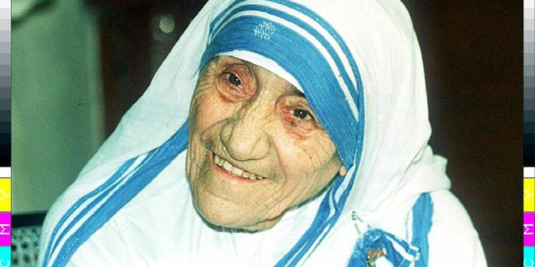 Moeder Teresa in september heilig verklaard