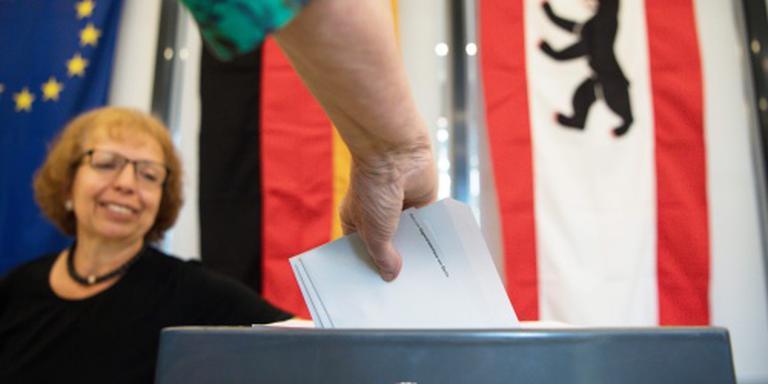 SPD blijft grootste partij in Berlijn