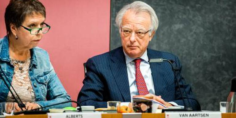 Van Aartsen voor het eerst bij raad Amsterdam