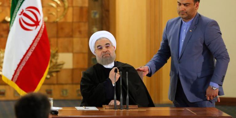 Iran boos over nieuwe sancties VS