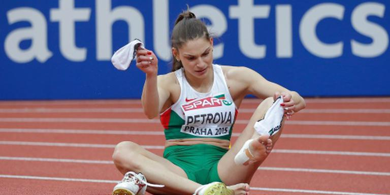 Bulgaarse atlete betrapt op meldonium