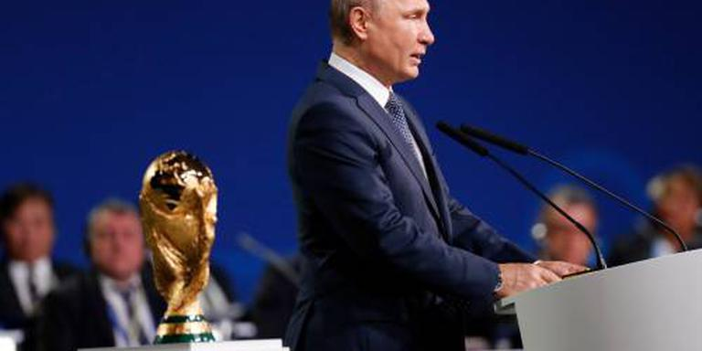 Poetin: welkom in Rusland