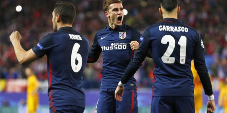 Griezmann vloert Barcelona