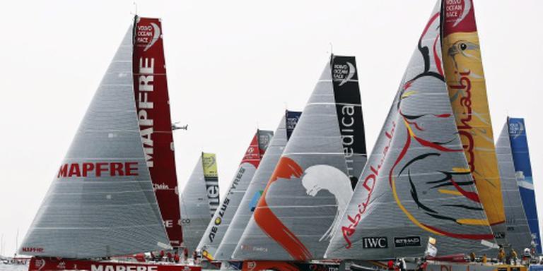Volvo Ocean Race langer en zwaarder