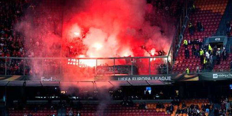 Ajax en Luik spelen in op risicoduel