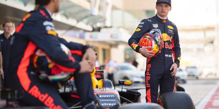 Verstappen vijfde in slotrace Abu Dhabi