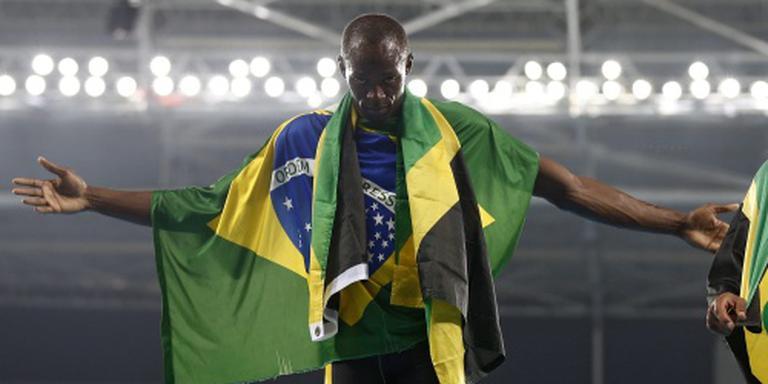 Bolt: ik ga de Spelen missen