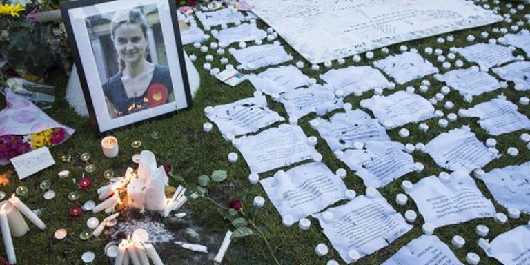 Moordenaar Cox bepleit 'dood aan verraders'
