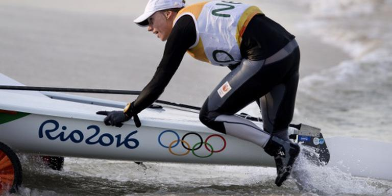 Bouwmeester stelt olympische titel veilig