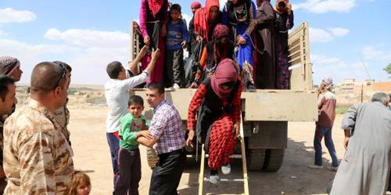 'Soennitische gezinnen verjaagd uit Kirkuk'