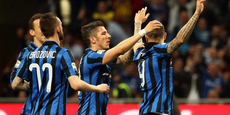 Internazionale verslaat Napoli