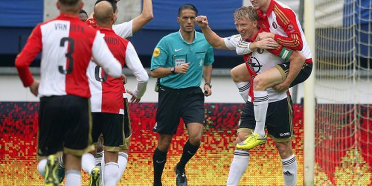 Gustafson terug in de basis bij Feyenoord