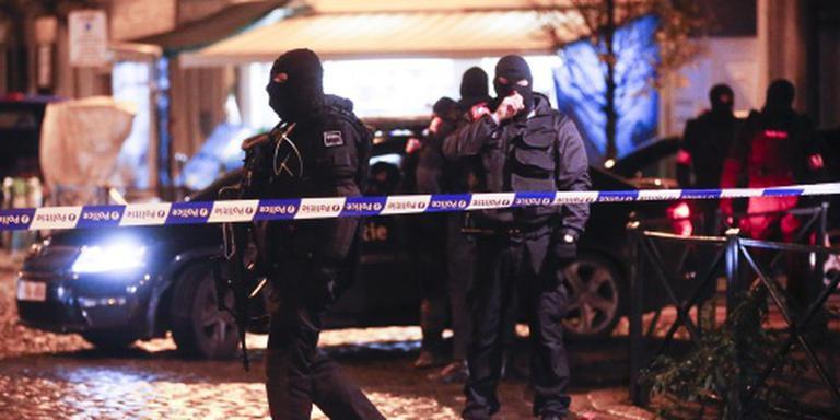 Schoten gelost bij politieactie in Molenbeek