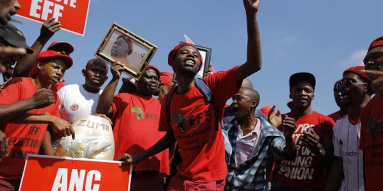 ANC gewipt door monsterverbond oppositie