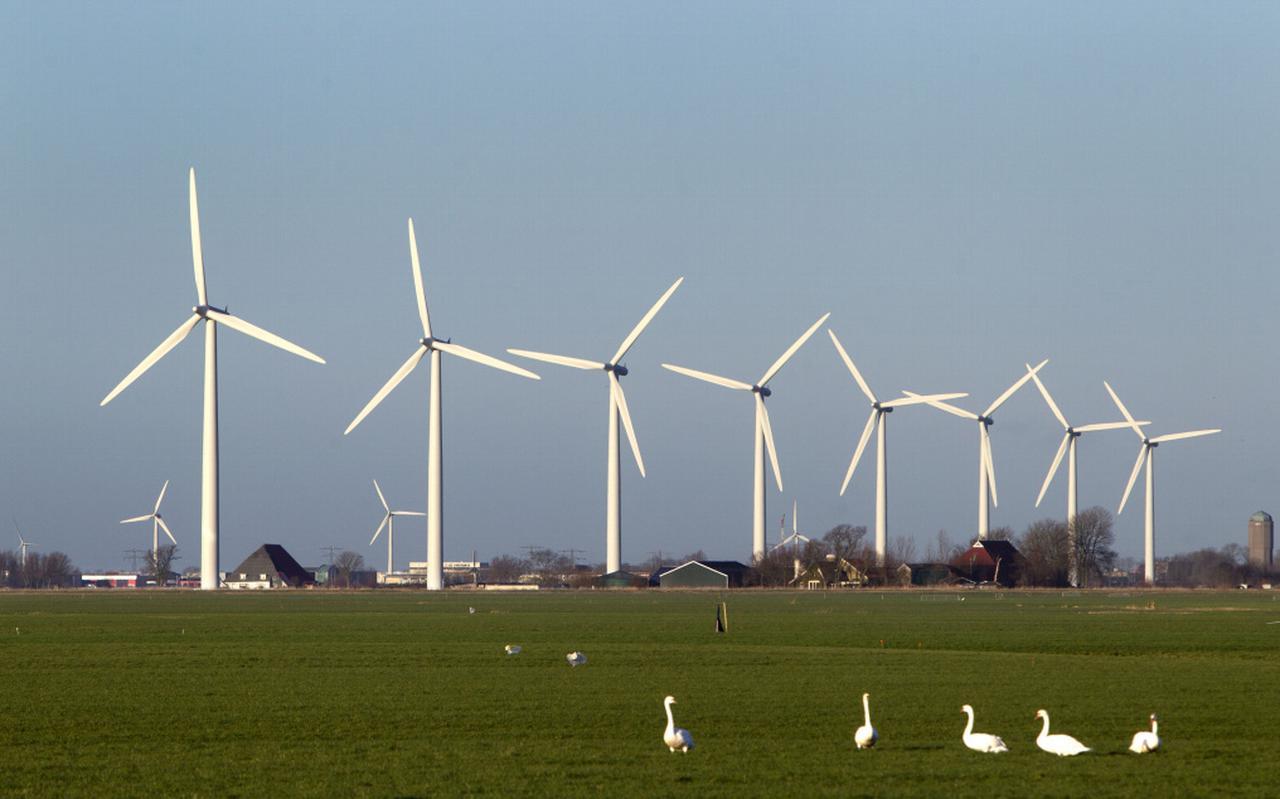 RWE wil drie windmolens bouwen aan de Oostpolderdijk