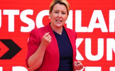 Berlijn krijgt waarschijnlijk weer vrouwelijke burgemeester