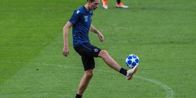 Club Brugge thuis niet langs Waasland-Beveren