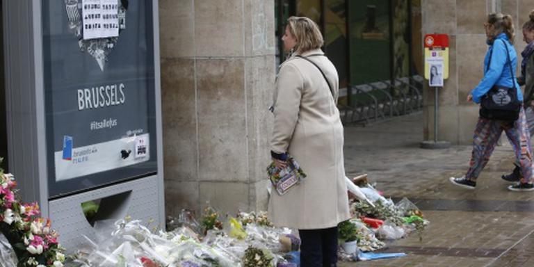 Slachtoffers aanslag dagen metrobedrijf