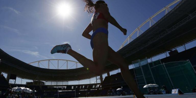 CAS handhaaft schorsing Russische atleten