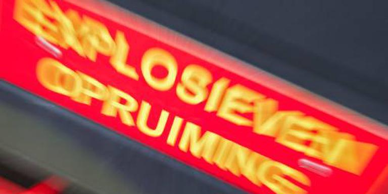 Fosforgranaten gevonden in Bemmel