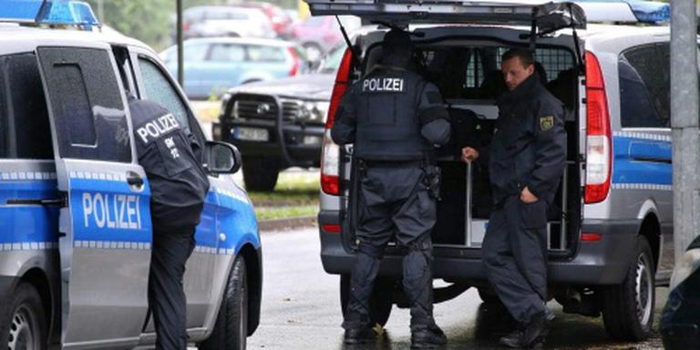 Duitsland zoekt Syrische terreurverdachte