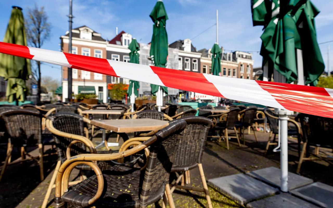 Horeca-ondernemer: heropening terrassen 'halfbakken' maatregel