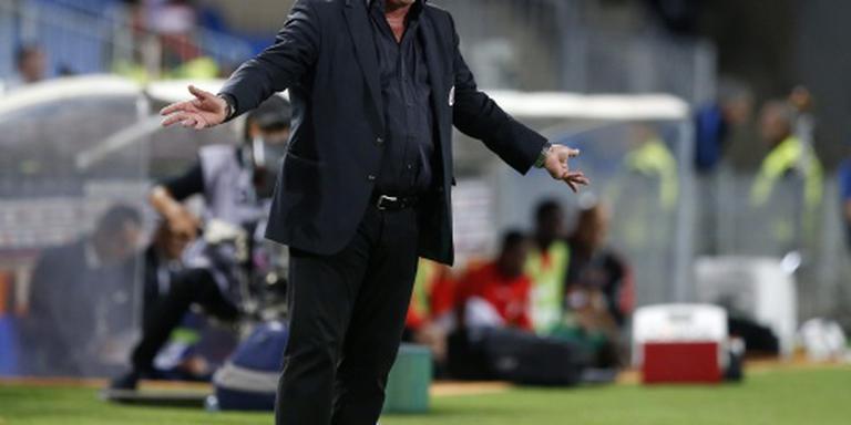 Trainer Courbis stapt op bij Montpellier