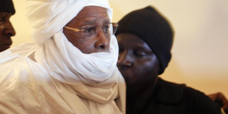 Ex-dictator Tsjaad krijgt levenslang