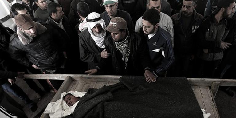 Kinderen omgekomen bij aanval op Gazastrook