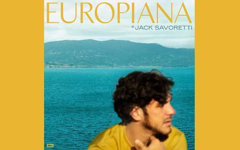 Jack Savoretti: Europiana. Rasechte eightiesplaat die vervaarlijk dicht langs de camp- en kitschkant van dat decennium scheert | CD-recensie