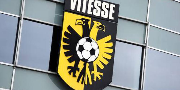 Zhang Yuning laat zich zien bij Vitesse