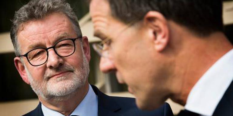 'Aardbevingsburgemeester' Loppersum vertrekt