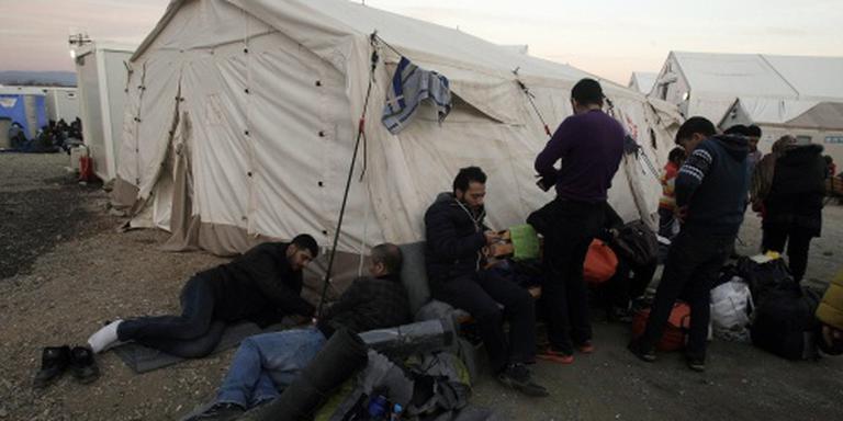 VN: vluchtelingenstroom Griekenland houdt aan