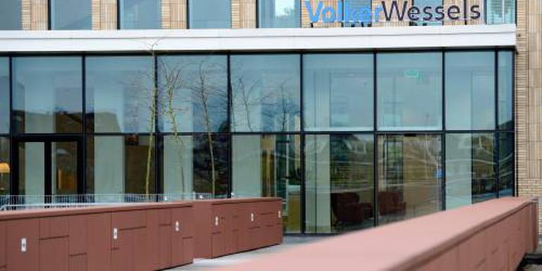 Brand bij kantoor VolkerWessels Utrecht