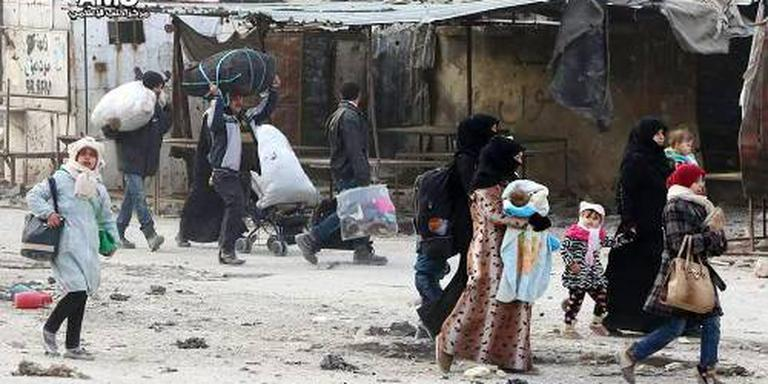 Strijd Aleppo eist opnieuw tientallen levens