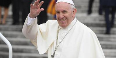 Korea's nodigen paus uit