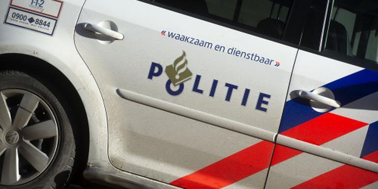Auto gevonden van beschieting huis Martin Kok