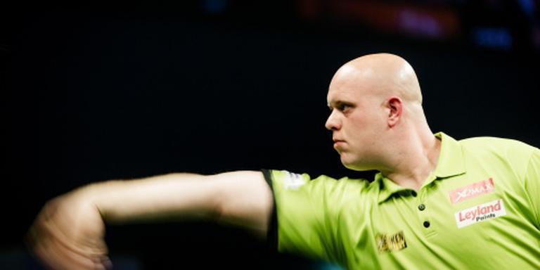 Darter Van Gerwen in finale Dublin