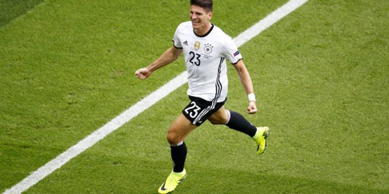 Duitsland is lief voor Noord-Ierland