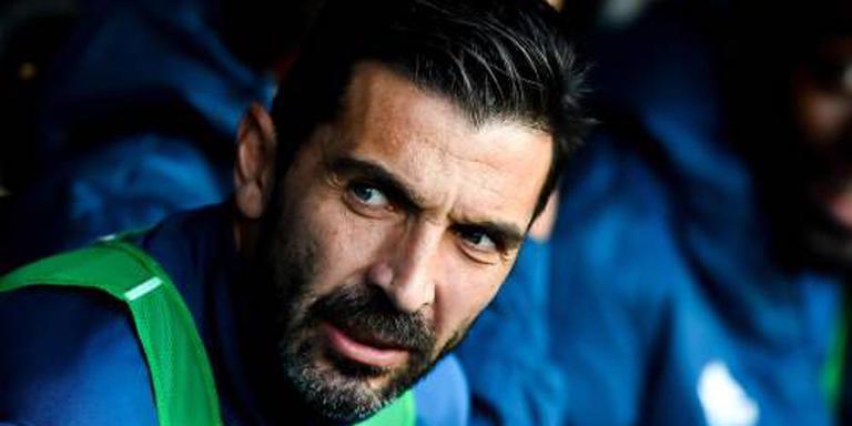 Buffon gekozen tot beste speler in Italië