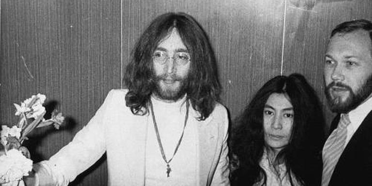 Brief Lennon aan koningin Elizabeth opgedoken