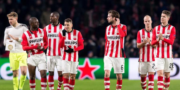 PSV met ongewijzigd elftal tegen Heerenveen