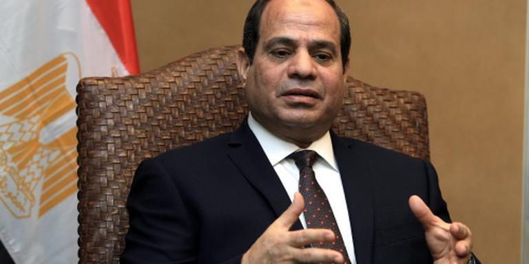 Parlement Egypte na drie jaar weer bijeen