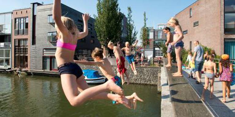 'Ga alleen zwemmen op officiële locaties'