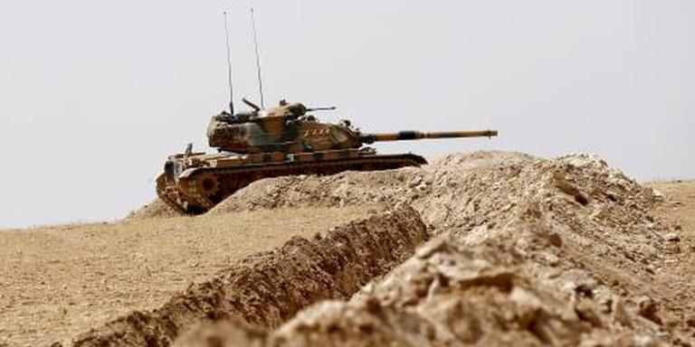 Turkse militair gedood bij gevechten Syrië