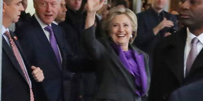 'Clinton legt schuld verlies bij FBI'