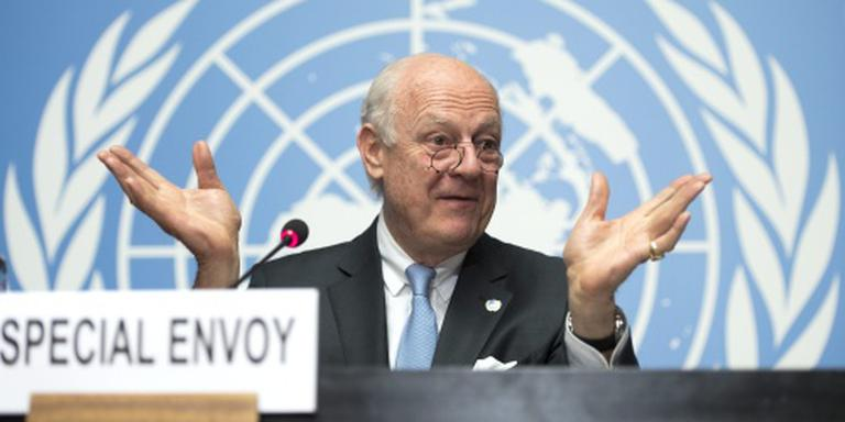 'Syrisch staakt-het-vuren in groot gevaar'