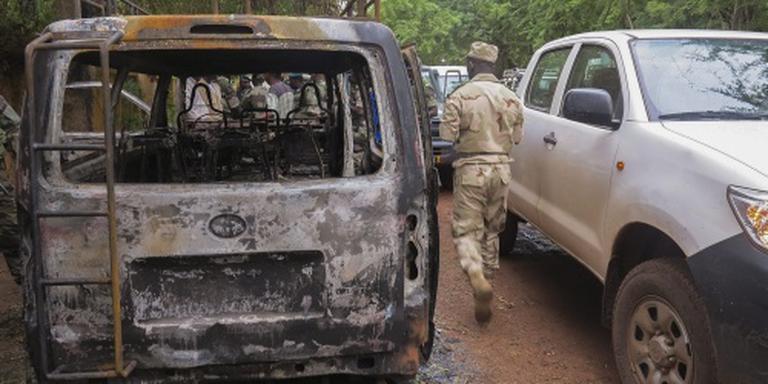 VN-militairen dood in Mali