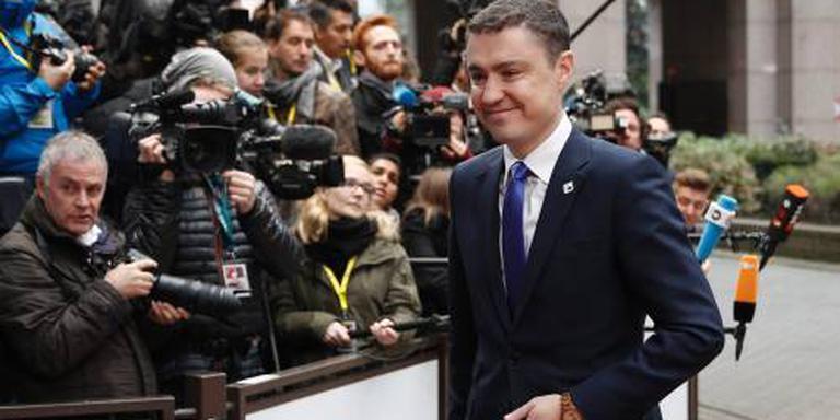 Jüri Ratas nieuwe premier Estland