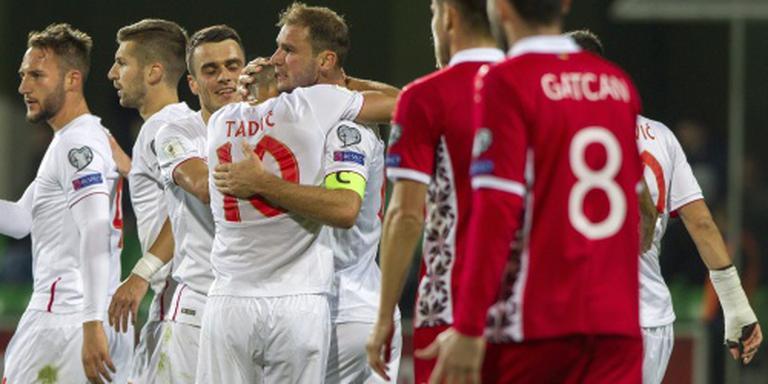 Servië en Ierland doen goede zaken